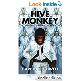 Hive Monkey (Ack-Ack Macaque Book 2)