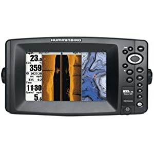 HUMMINBIRD 4091501 899ci HD SI Combo Fish Finder System by Humminbird