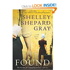 Found: The Secrets of Crittenden County, Book Three
