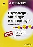 Psychologie, Sociologie, Anthropologie : Unité d'Enseignement 1.1