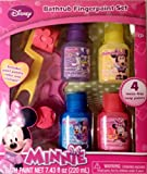 Disney Minnie Bathtub Fingerpaint Set