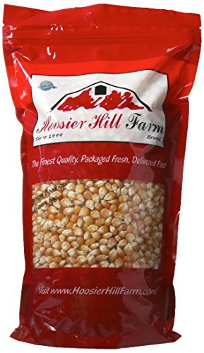 Hoosier Hill Farm Gourmet Mushroom Popcorn, 3 Pound (Popcorn Blend compare prices)