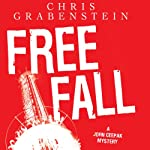 Free Fall: A John Ceepak Mystery, Book 8 (       UNABRIDGED) by Chris Grabenstein Narrated by Jeff Woodman