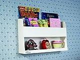 Tidy Books Children's Bunk Bed Storage (White)
