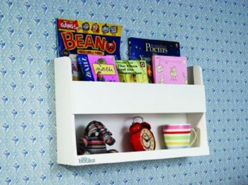 Tidy Books Children's Bunk Bed Storage (White)