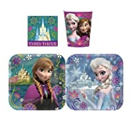 48 Pack – Frozen Birthday Theme Party…