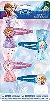 Frozen Glitter Hair Bows Frozen 4 Count