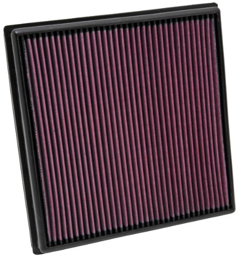 K&N 33-2966 High Performance Replacement Air Filter