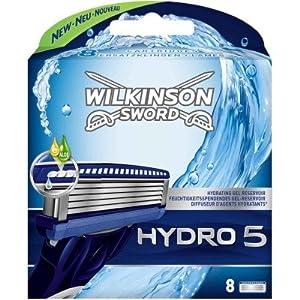 Wilkinson Sword Hydro 5 Blades (Pack of 8)