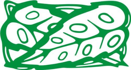 Imagen 1 de Etiqueta de la pared e119 styliscmhe deja con Kügelcmhen 80x42 cm