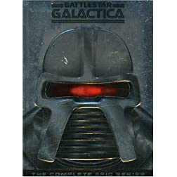 Battlestar Galactica - The Complete Epic Series