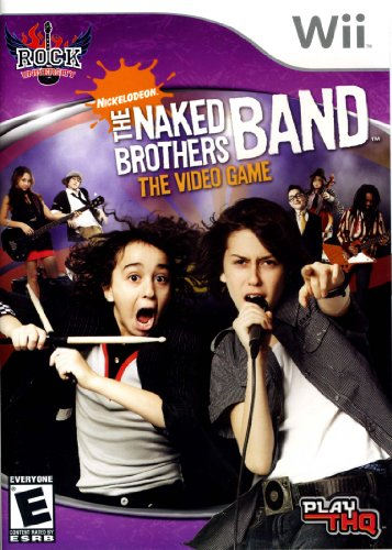 Naked Brothers Band - Nintendo Wii - 1