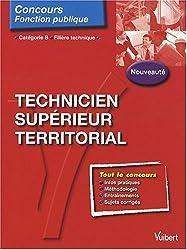 Technicien Supérieur Territorial N.103