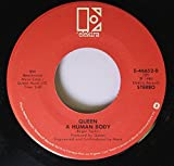 QUEEN 45 RPM A Human Body / Play The Game