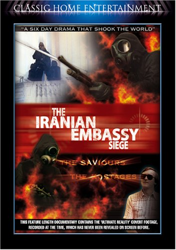 Iranian Embassy Siege [DVD] [1980] [Region 1] [US Import] [NTSC]