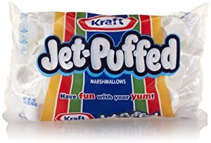 Kraft Jet Puffed Marshmallows, 16 Oz