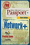 img - for Mike Meyers' CompTIA Network+ Certification Passport, Third Edition 3rd edition by Clarke, Glen, Meyers, Michael (2009) Paperback book / textbook / text book