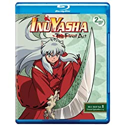 InuYasha: The Final Act, Set One [Blu-ray]