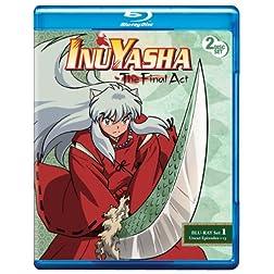InuYasha: The Final Act, Set One [Blu-ray]