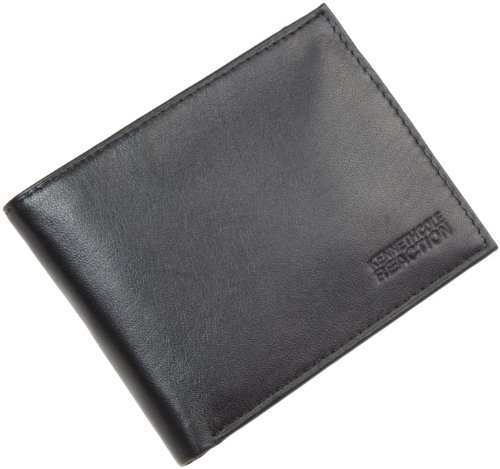 Kenneth Cole Reaction Mens One Love Or Money Passcase And Wallet