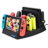 Nintendo Switch Charging Dock,FYOUNG Charge Stand for Nintendo Switch Pro controllers and Joy-Cons