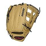 Wilson A2000 1799 Baseball Glove, Blonde/Black/Red, Right Hand Thrower, 12.75 inch/Blonde/Black/Red
