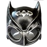 リアルな造形で目立つこと間違いなし!バットマン風ヘルメット つや有り[Batman]子供サイズ~頭の小さい大人サイズ