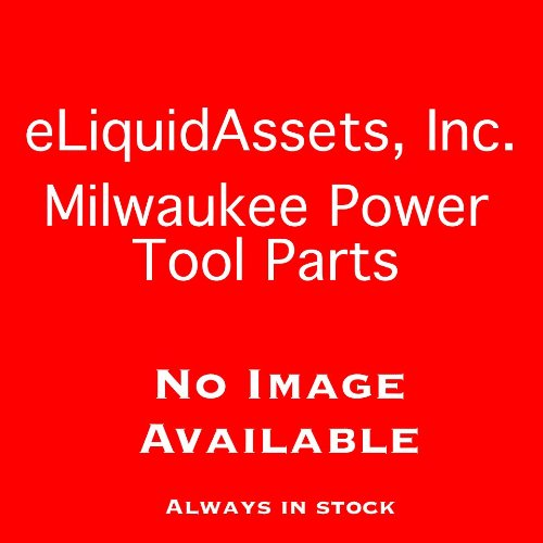 Milwaukee Tool Replacement Parts