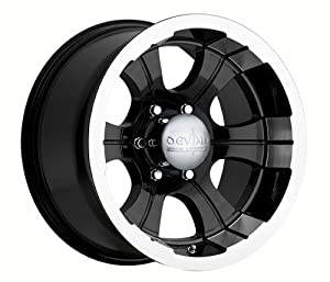 DEVINO 349 BLACK MACHINE 5X4.5 -28 – 15X8