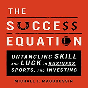 The Success Equation Audiobook