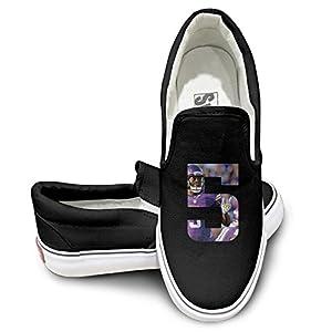 #5 Teddy Bridgewater Canvas Low Top Sneaker 44