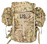 (US) MOLLE MultiCam (OCP) Large Rucksack, NSN 8465-01-580-1556 / 8465015801556 (USGI Issue Backpack) (MultiCam (OCP))