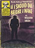 img - for IF I SHOULD DIE BEFORE I WAKE. book / textbook / text book