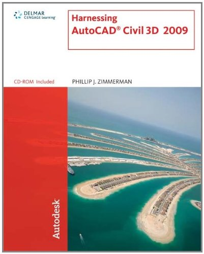 Harnessing AutoCAD Civil 3D 2009 - Autodesk Press - 1435453646 - ISBN: 1435453646 - ISBN-13: 9781435453647