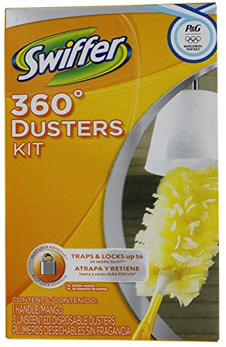 Swiffer Versus 360 Duster