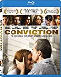 Conviction Blu-Ray