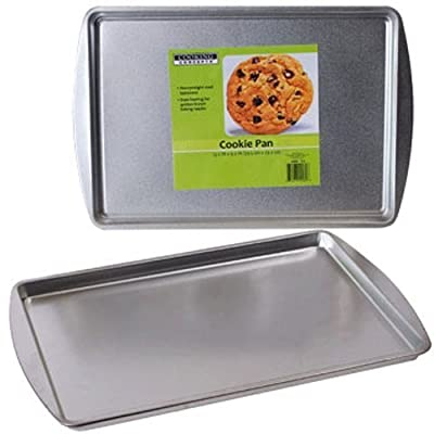 """Party & Catering Supplies - Cooking Concepts Steel Cookie Pans - 9x13""""- 2 ct pack"""