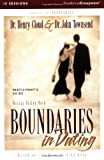 Boundaries in Dating Participant's Guide (0310238757) by Cloud, Henry