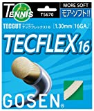 ゴーセン(GOSEN) TECFLEX 16(1.30mm) 12.2m パールホワイト TS670 パールホワイト 130