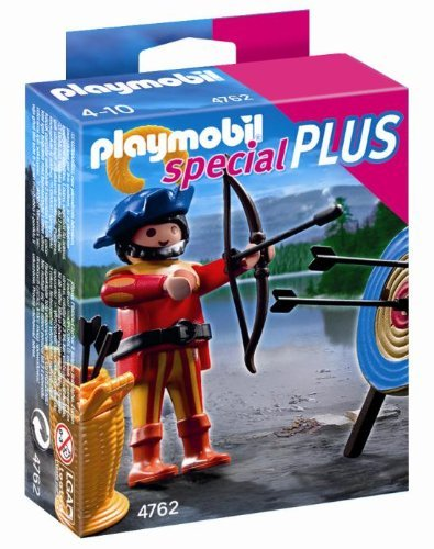 PLAYMOBIL Archer with Target