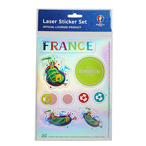 UEFA EURO 2016 - Sticker Set of 6
