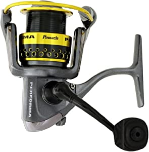 Pinnacle performa xt spinning reel spinning for Pinnacle fishing reels