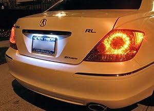 TGP T10 White 6 LED SMD License Plate Wedge Light Bulbs Pair 2007-2012 Jeep Wrangler