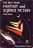 img - for The Best from Fantasy and Science Fiction, Tenth Series book / textbook / text book