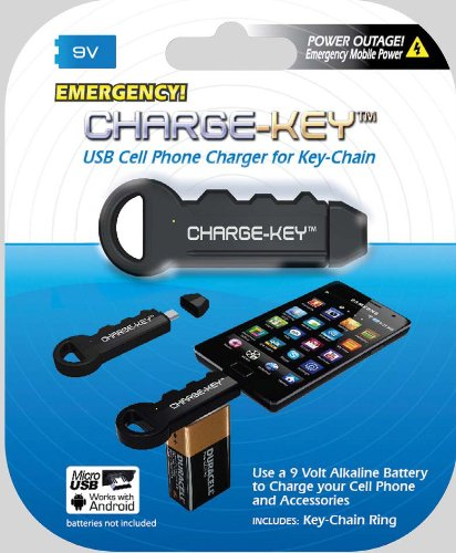 Charge-Key Emergency Charger for Android