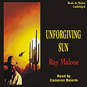 Unforgiving Sun Audiobook