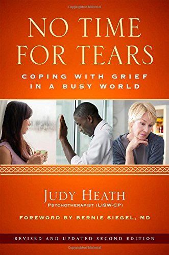Book Cover: No Time for Tears: Coping with Grief in a Busy World