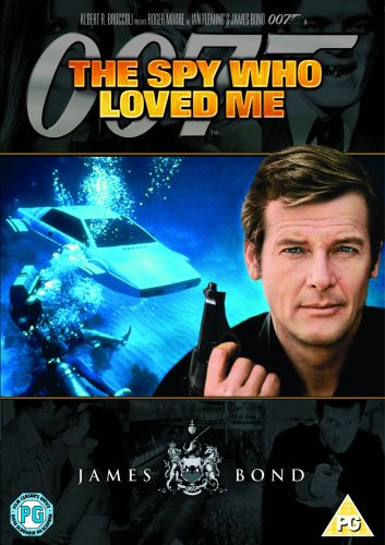 Bond Remastered - The Spy Who Loved Me (1-disc) [DVD] [1977]