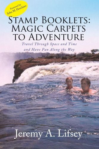 Stamp Booklets: Magic Carpets to Adventure: Travel Through Space and Time and Have Fun Along the Way