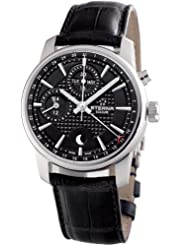 Affordable!! Eterna Men's 8340.41.41.1186 Soleure Moonface Multifunction Chrono Watch Special offer